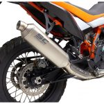 Full Titanium Rally Exhaust